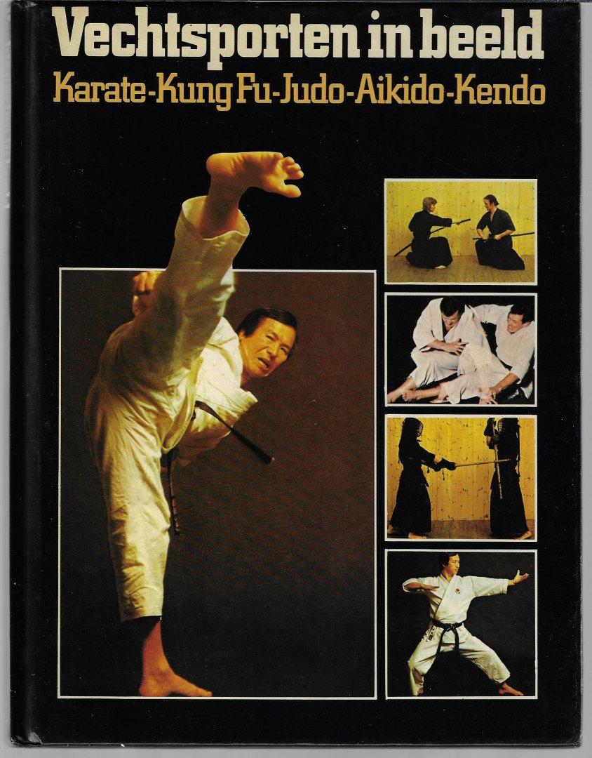 WILSON, JIM - Vechtsporten in beeld -Karate - Kung Fu - Judo - Aikido - Kendo