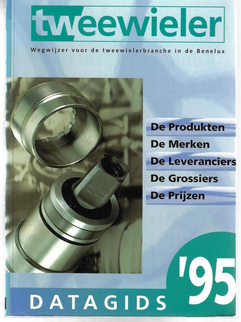 WIEDERMEYER, DONALD D.F. - Tweewieler datagids '95 -Wegwijzer voor de tweewielerbranch in de Benelux