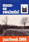 - maas en swalmdal jaarboek 1986