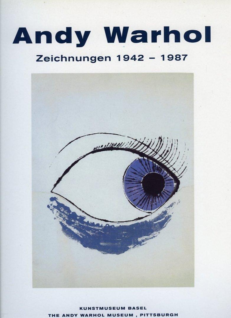 Andy Warhol. Zeichnungen 19...