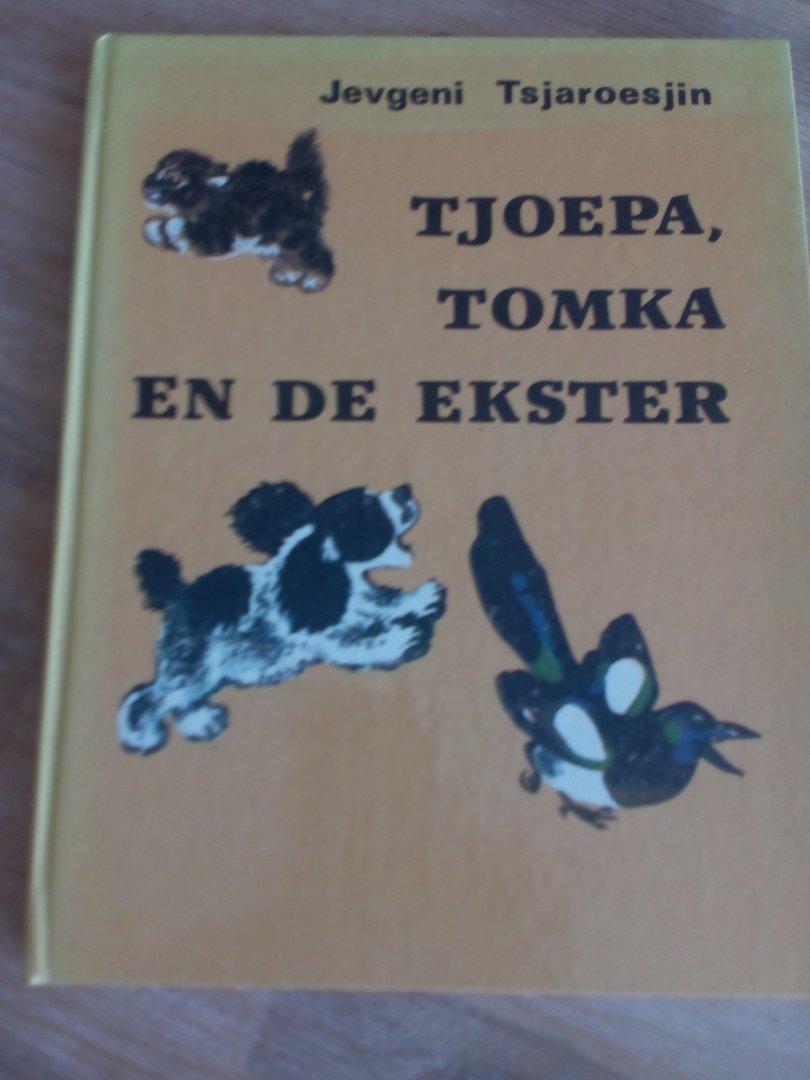 Tsjaroesjin - Tjoepa, Tomka en de ekster