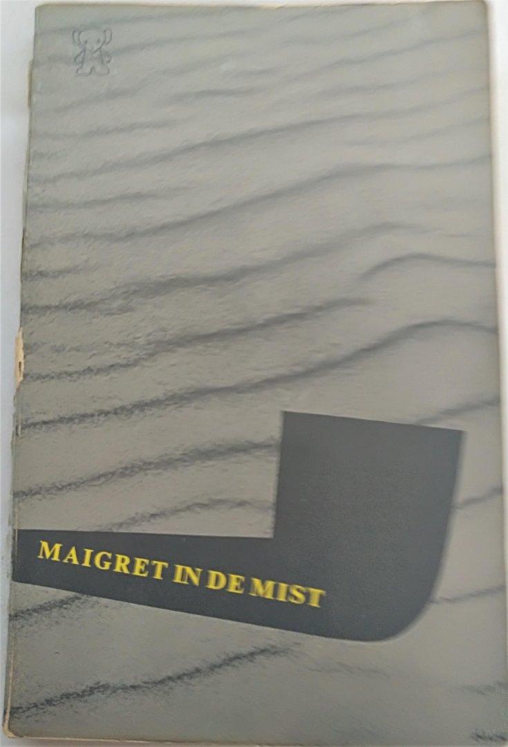 Simenon, Georges - Maigret in de mist