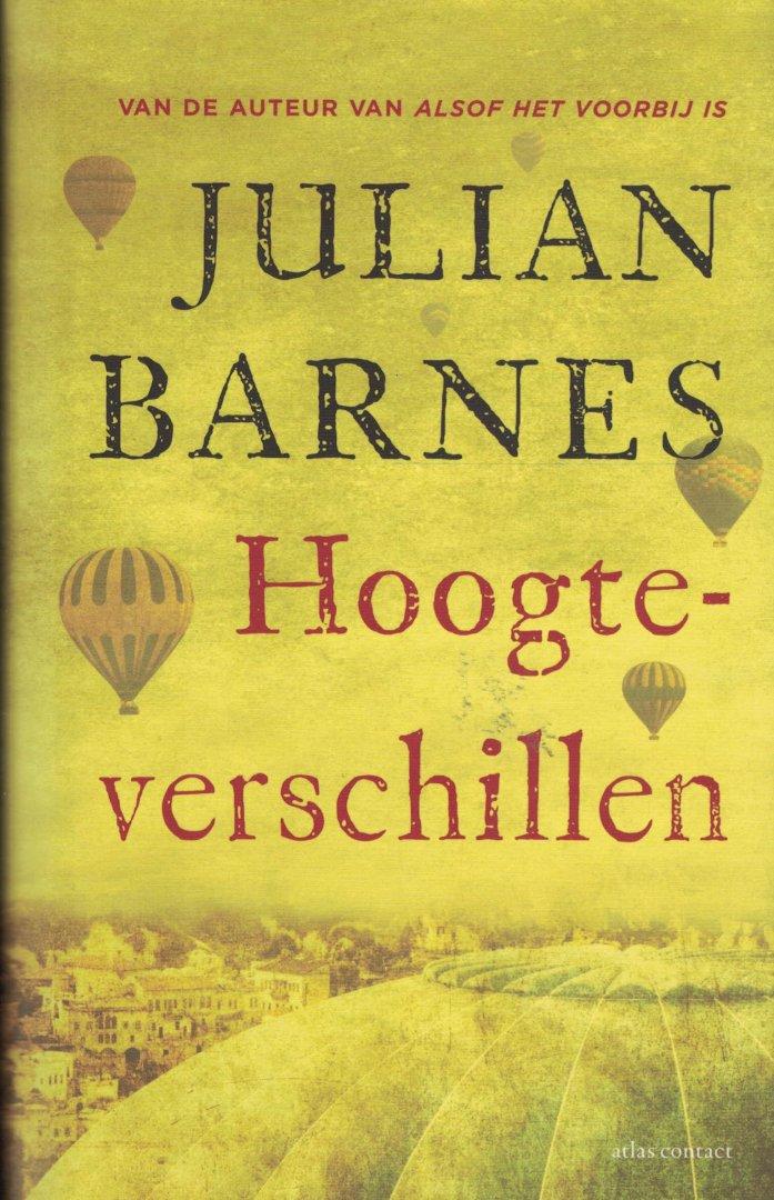 Boekwinkeltjes.nl - Barnes, Julian - Hoogteverschillen