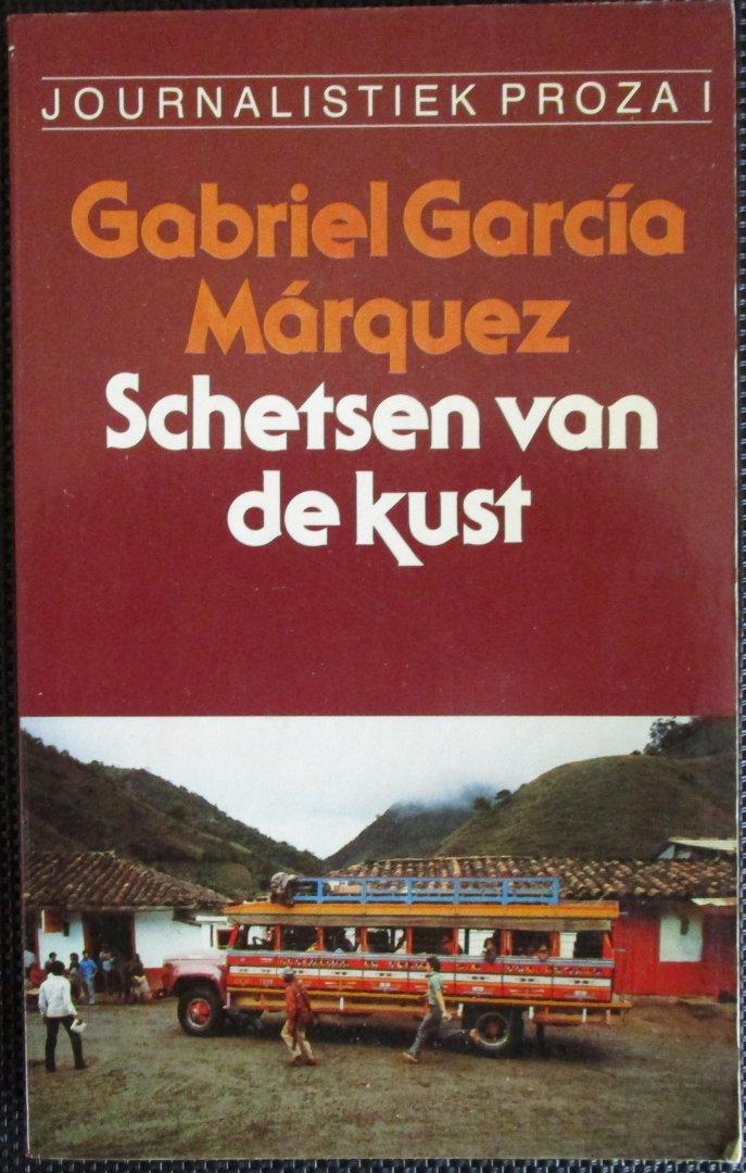 Márquez, Gabriel, García - Schetsen van de kust