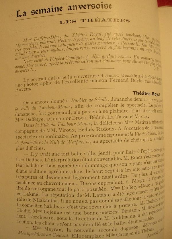 Arman Josse (uitgever) - Anvers Mondain