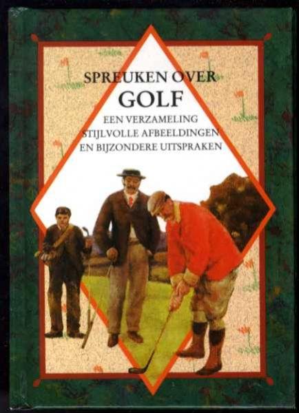 spreuken over golf Boekwinkeltjes.nl   Exley, Helen   Spreuken over GOLF spreuken over golf