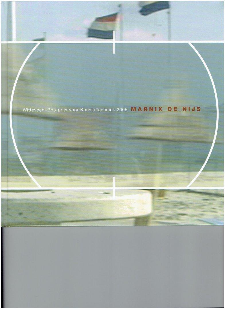 nijs, marnix de - swaaij, louise van ( illustraties en ontwerp ) - witteveen + bos - prijs voor kunst + techniek 2005