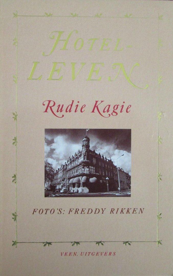 Kagie, Rudie - Hotelleven (hotelrecensies)