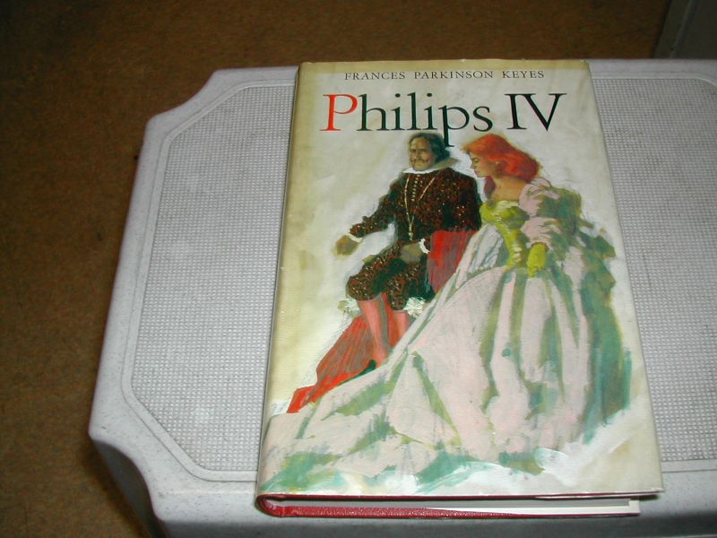 PARKINSON KEYES, FRANCIS - PHILIPS  IV