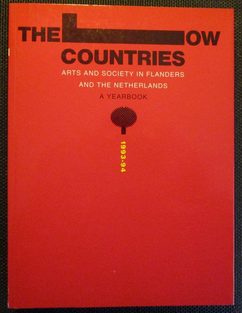 ONS ERFDEEL - Diverse bekende Nederlandse, Vlaamse en internationale schrijvers en dichters - The Low Countries - Arts and Society in Flanders and the Netherlands - JAARBOEK  1993-94, no. 1