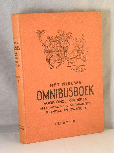 Boone en Hamaker (samenst.) - Het nieuwe omnibusboek, eerste rit