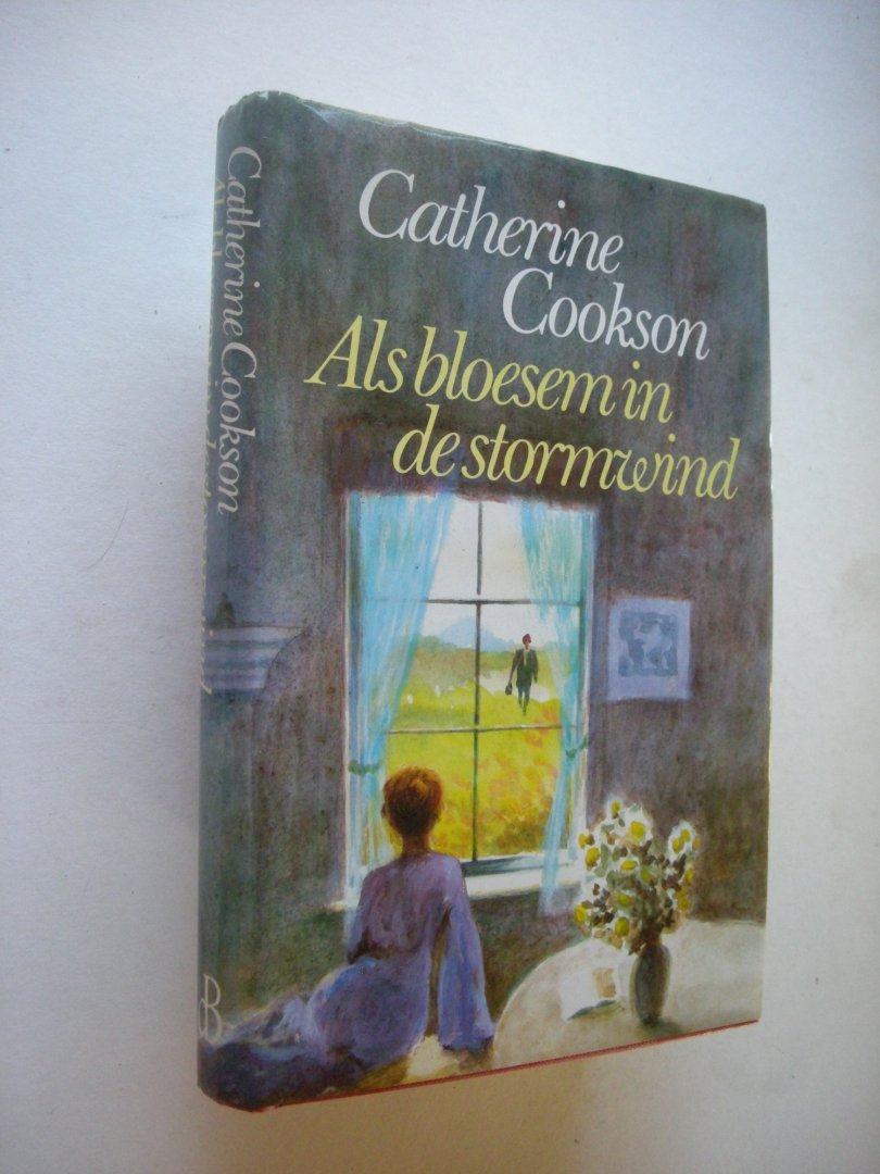Cookson, Catherine / Jansen, A., vert. - Als bloesem in de stormwind (The long Corridor)