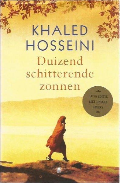 Hosseini, Khaled - Duizend schitterende zonnen geillustreerde editie