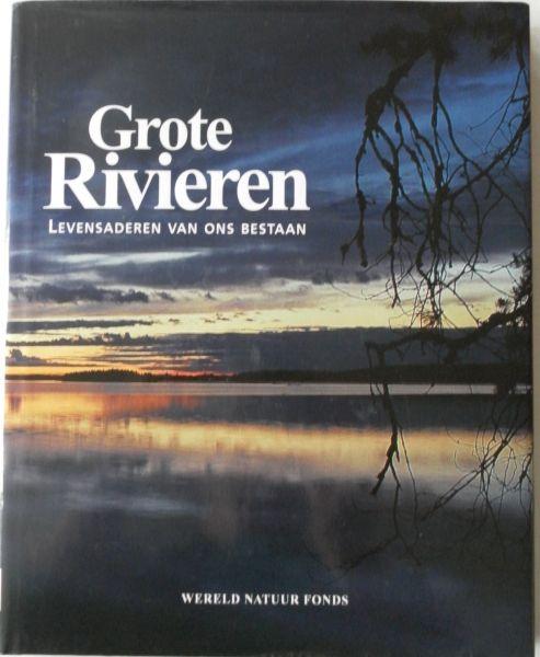 Lieckfeld Hamburg, Alida van e.a - Grote Rivieren levensaderen van ons bestaan deel 17. Wereld Natuur Fonds.