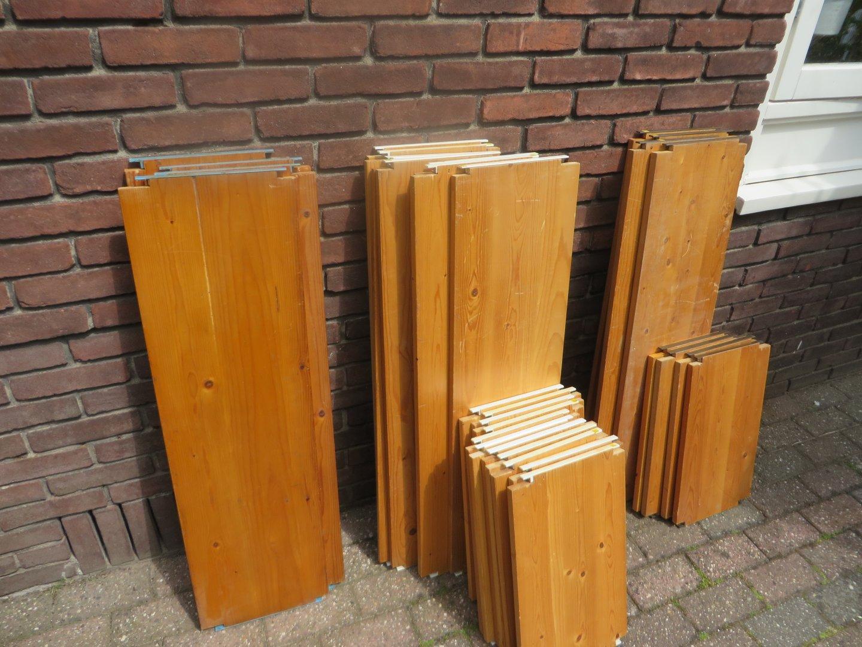 Fonkelnieuw Boekwinkeltjes.nl - - Lundia staanders en planken YY-07