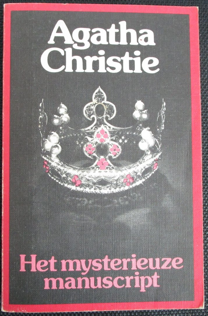 Christie, Agatha - Het mysterieuse manuscript