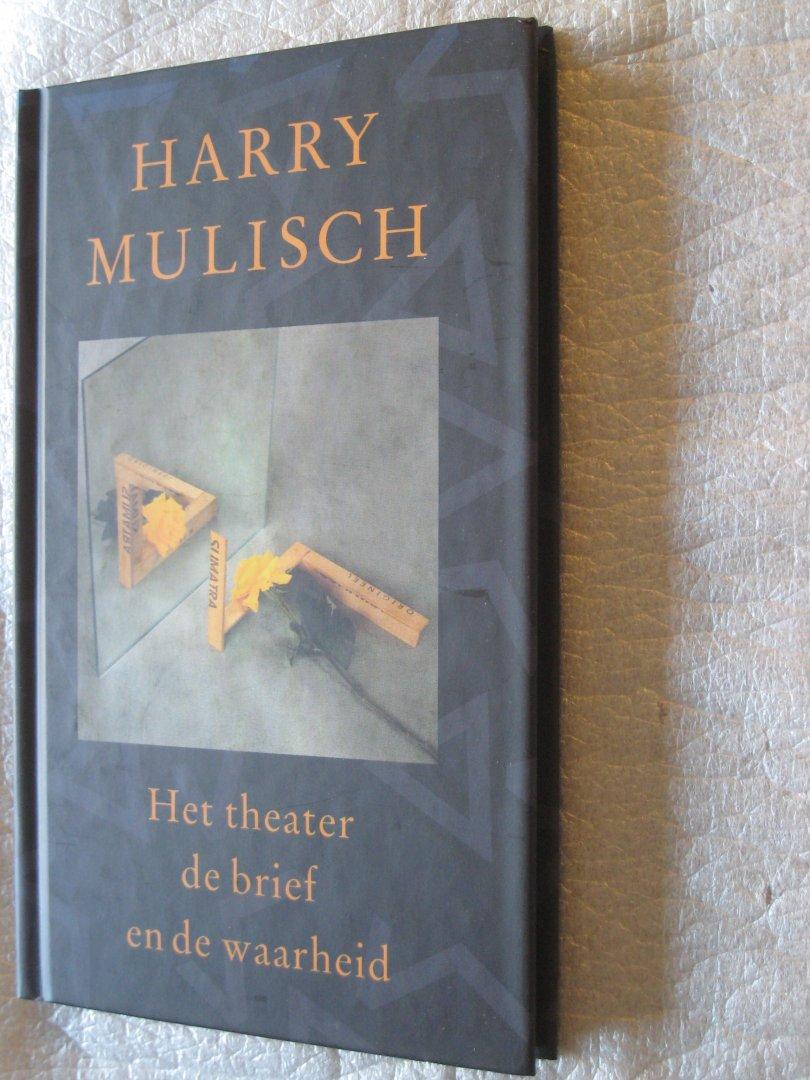 Boekwinkeltjesnl Mulisch H Het Theater De Brief En