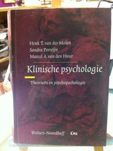 Boekwinkeltjes.nl - - Klinische psychologie / theorieen en ...
