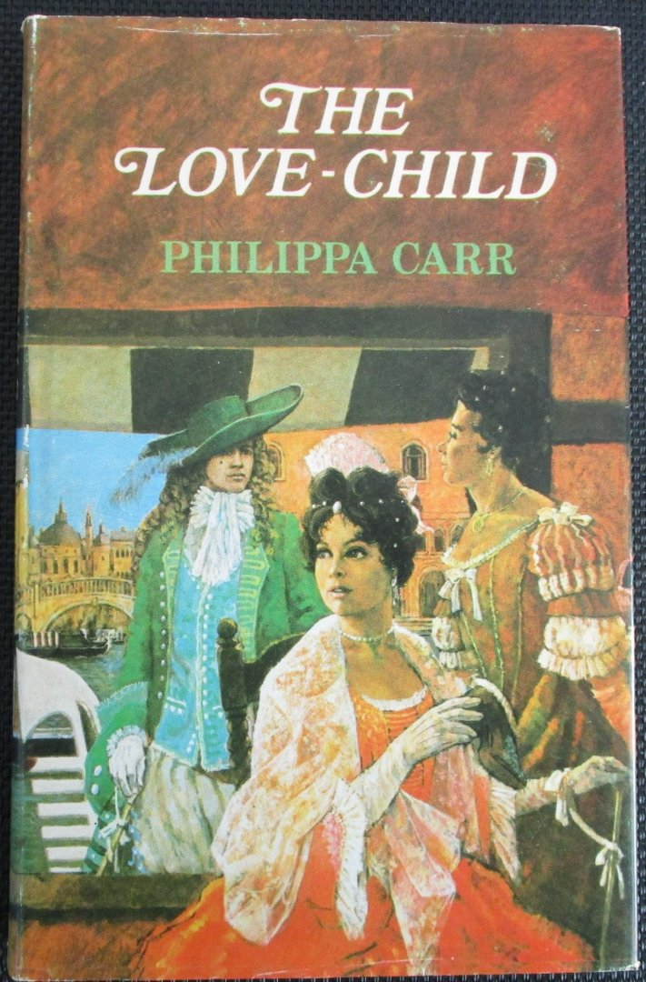 Carr Philippa - The Love Child