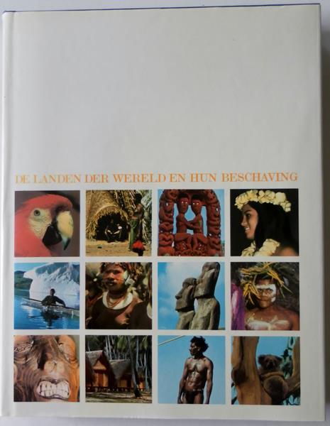 Div. auteurs; div. forografen/tekenaars - De landen der wereld en hun beschaving Oceanie