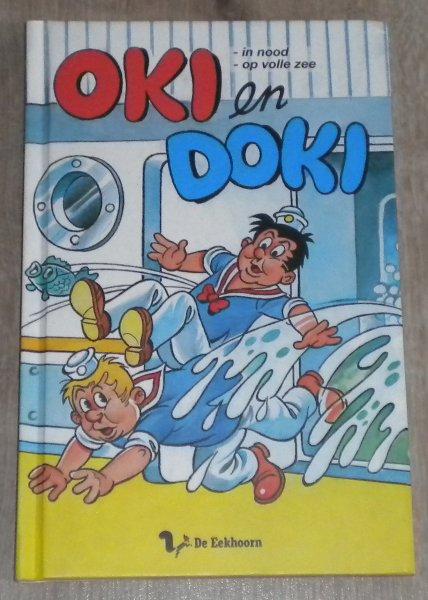 Arnoldus, Henri - Oki en Doki in nood en op volle zee