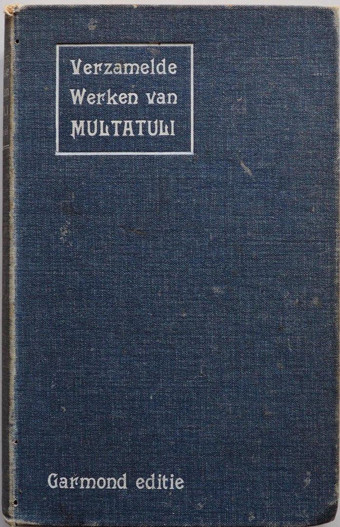 Boekwinkeltjesnl Verzamelde Werken Van Multatuli Garmond