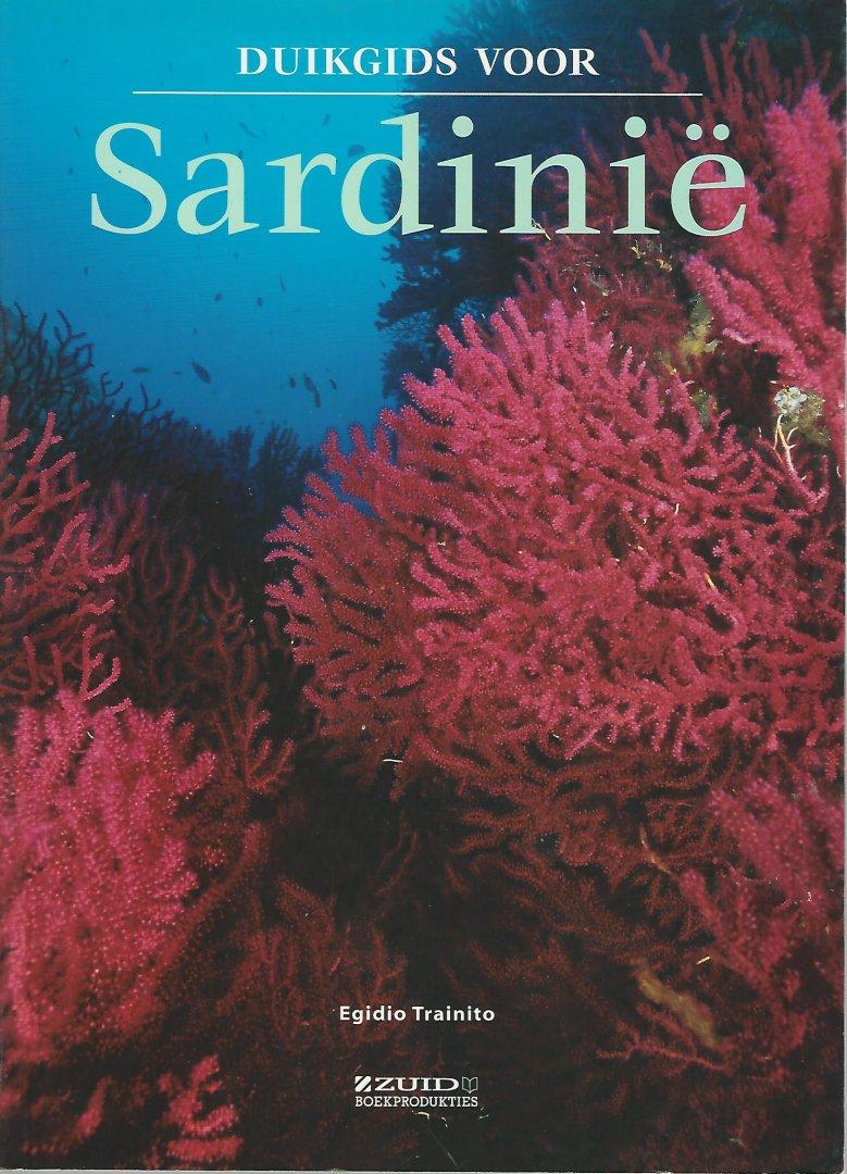 TRAINITO, EGIDIO - Duikgids voor Sardinië