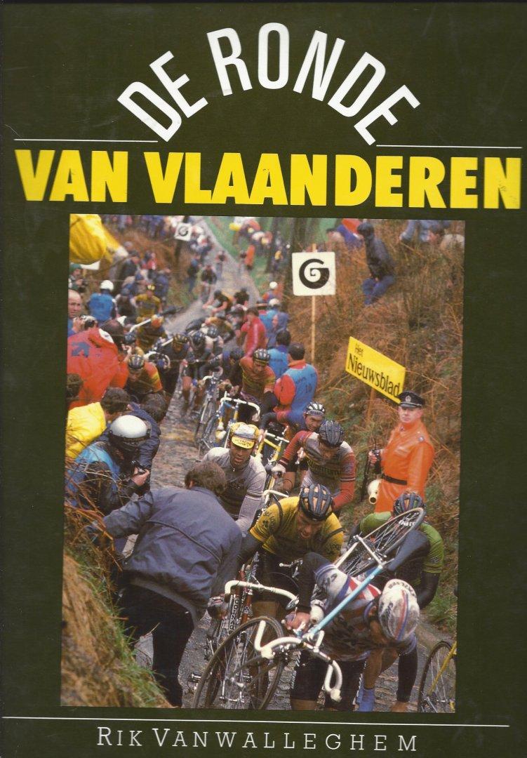 WALLEGHEM, RIK VAN - De ronde van Vlaanderen