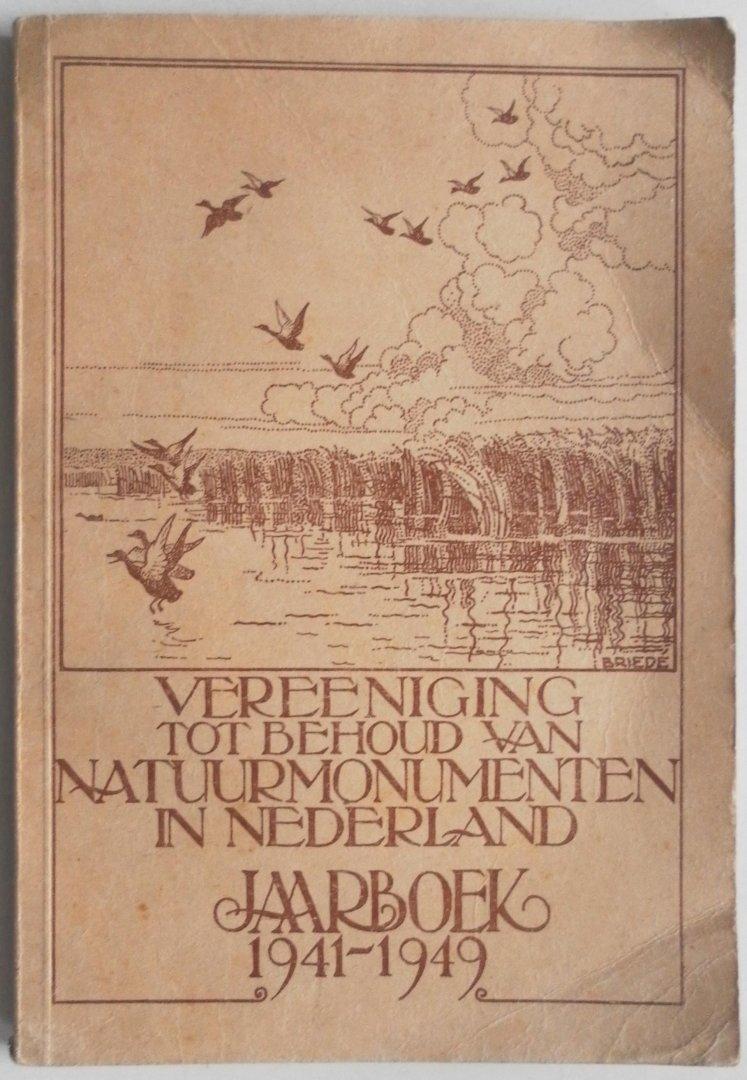 - Vereeniging tot behoud van Natuurmonumenten in Nederland Jaarboek 1941-1949