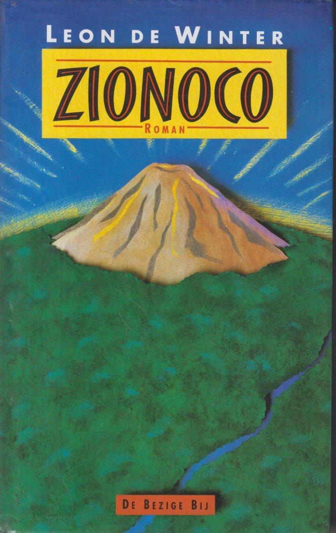 Winter ('s-Hertogenbosch , 24 februari 1954 ), Leon de - Zionoco. Mythische zoektocht naar een onaanraakbare vader door een zoon die als rabbijn de Joodse traditie dient.