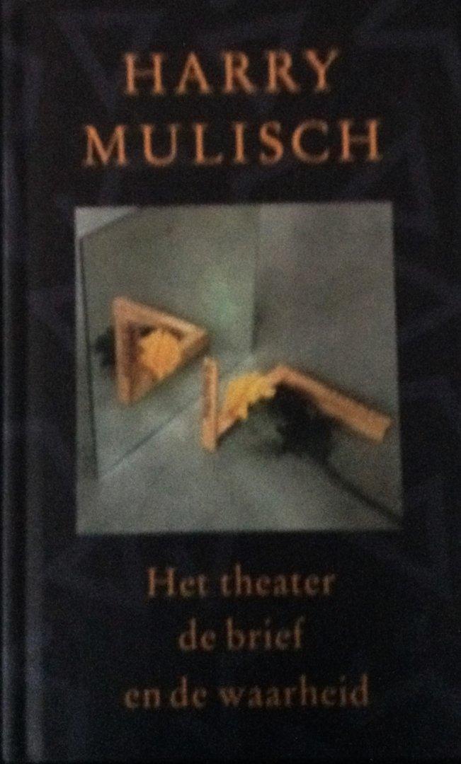 Boekwinkeltjesnl Mulisch Harry Het Theater De Brief