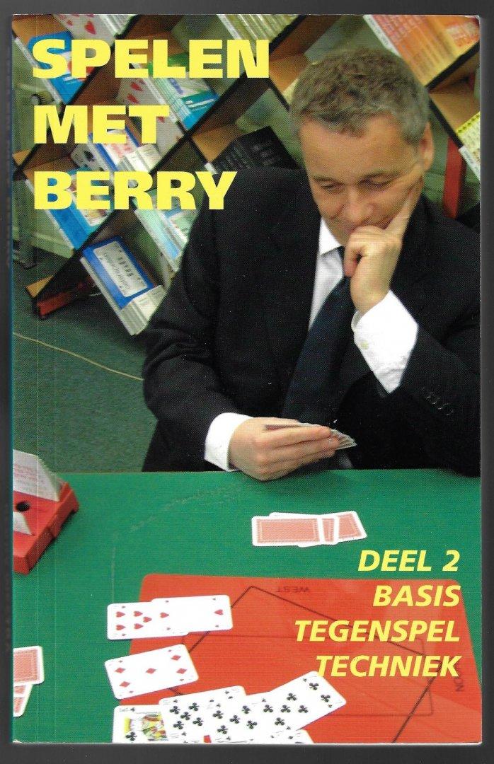 WESTRA, BERRY - Spelen met Berry deel 2 -Basis tegenspel techniek