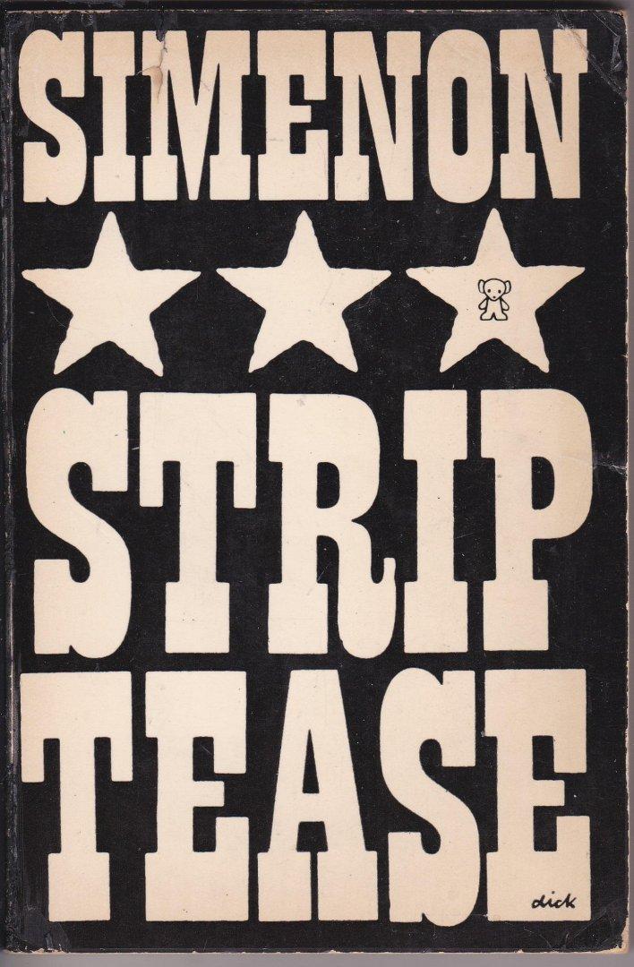 Striptease arnhem