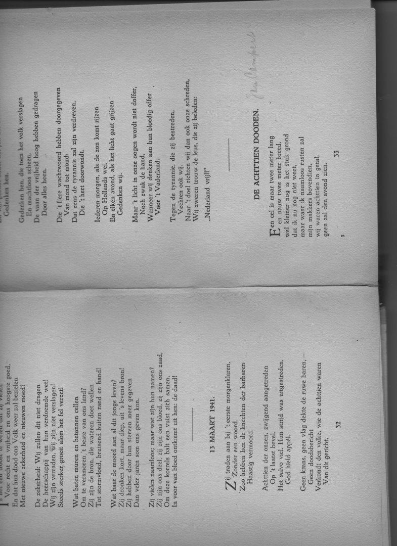 Boekwinkeltjesnl Geuzenliedboek 1940 1945