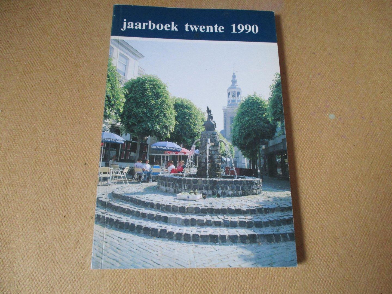 Jaarboek Twente / diverse auteurs - 1990 - Jaarboek Twente - negenentwintigste jaar