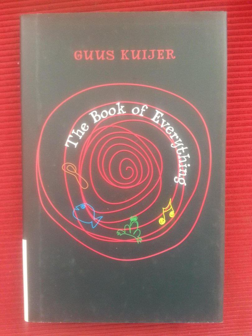 Kuijer, Guus - The Book of Everything
