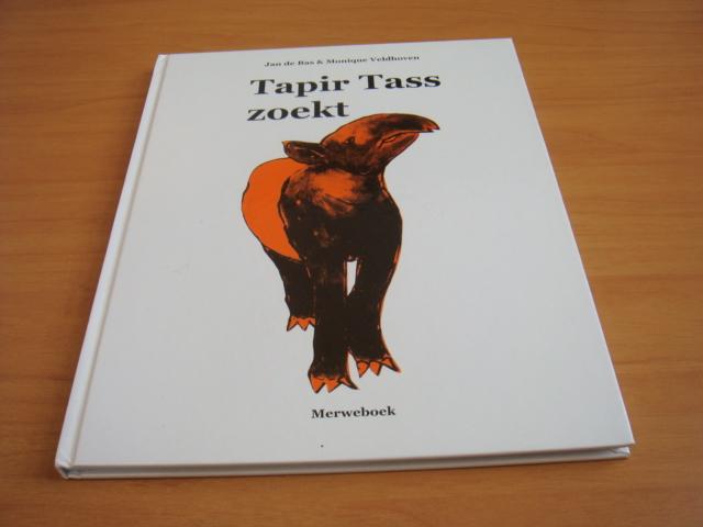Bas, Jan de & Veldhoven, Monique - Tapir Tass zoekt