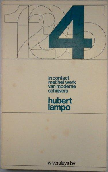 Weck, J.G.M. van, e.a. - In contact met het werk van moderne schrijvers nr.4 Hubert Lampo