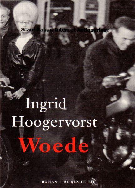 Hoogervorst, Ingrid - Prentbriefkaart: Woede