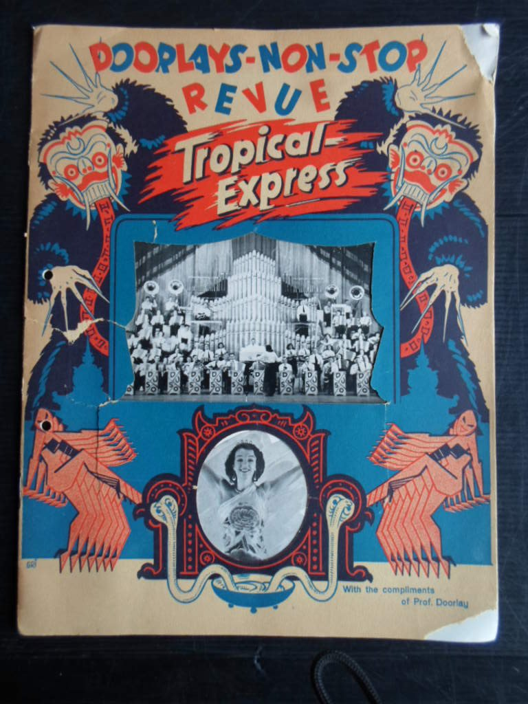 - Tropical Express, Doorlays-Non-Stop Revue