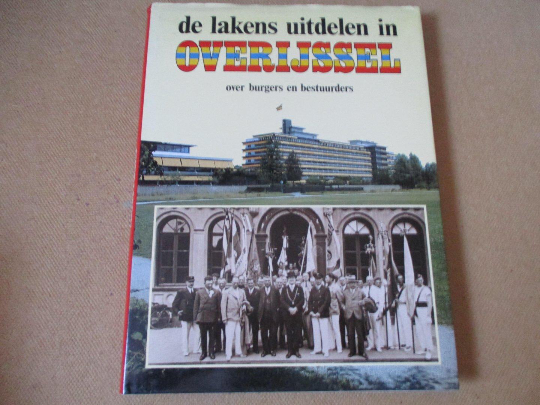 Vos,  en Th. G. Verlaan. K.H. - De lakens uitdelen in Overijssel / over burgers en bestuurders