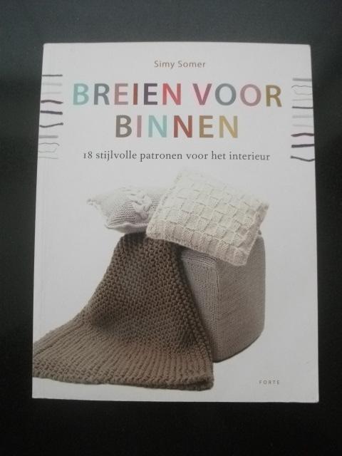 Boekwinkeltjes.nl - Breien voor binnen. 18 stijlvolle patronen voor ...