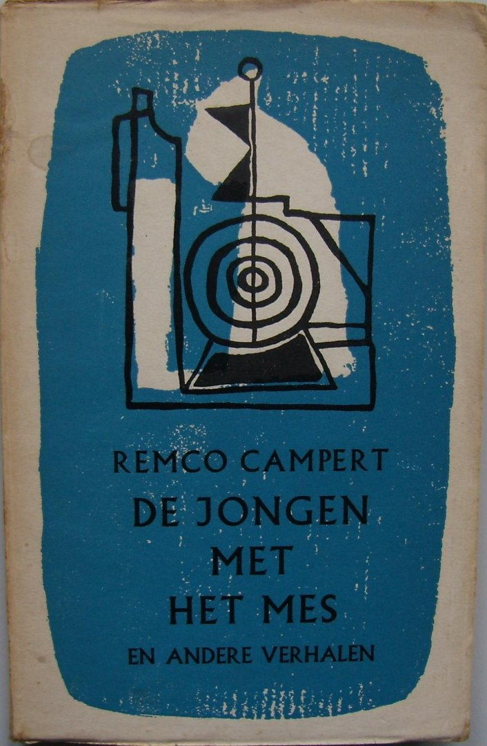 Boekwinkeltjesnl Campert Remco De Jongen Met Het Mes