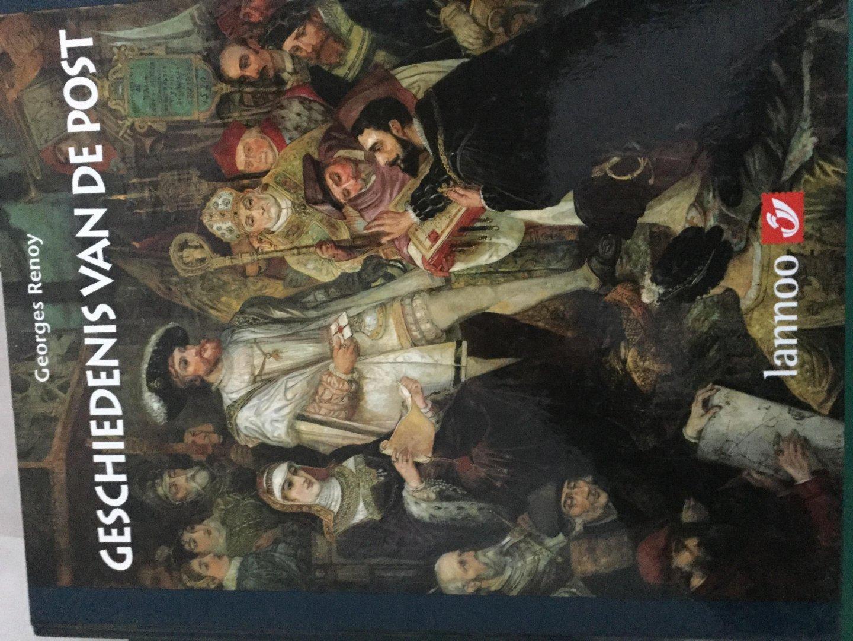 Renoy, Georges - De geschiedenis van de Post