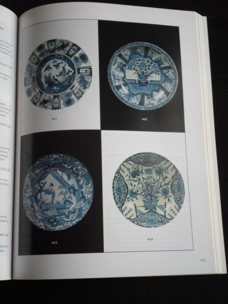 Catalogus Christie's - Asian Ceramics and Works of Art
