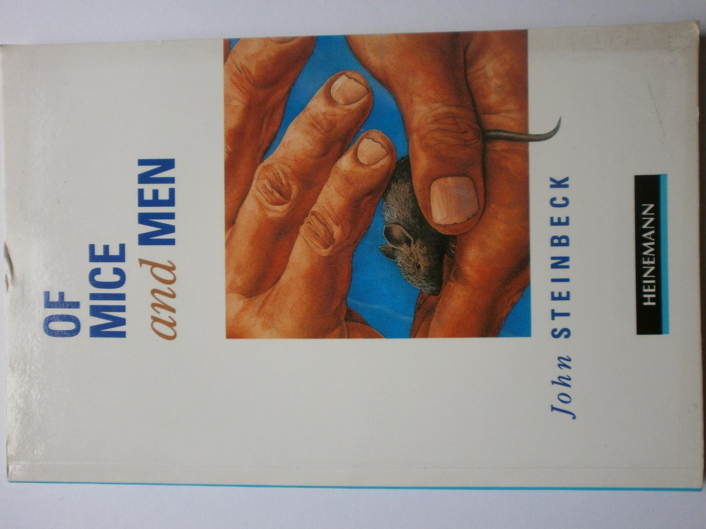 Steinbeck, John - Of mice and men (Retold by Martin Winks(