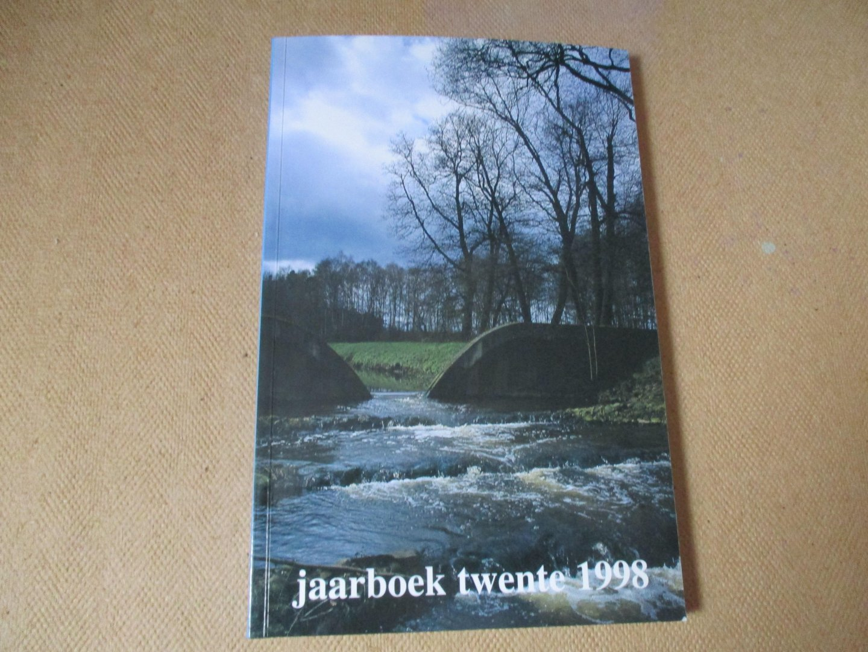 Jaarboek Twente / diverse auteurs - 1998 - Jaarboek Twente - zevenendertigste jaar