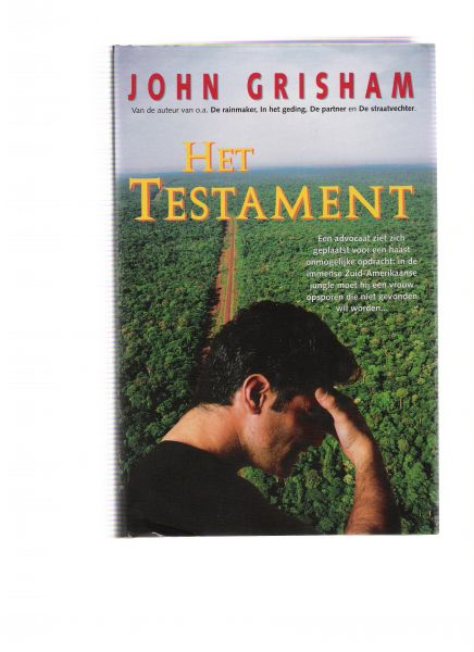 grisham, john - het testament