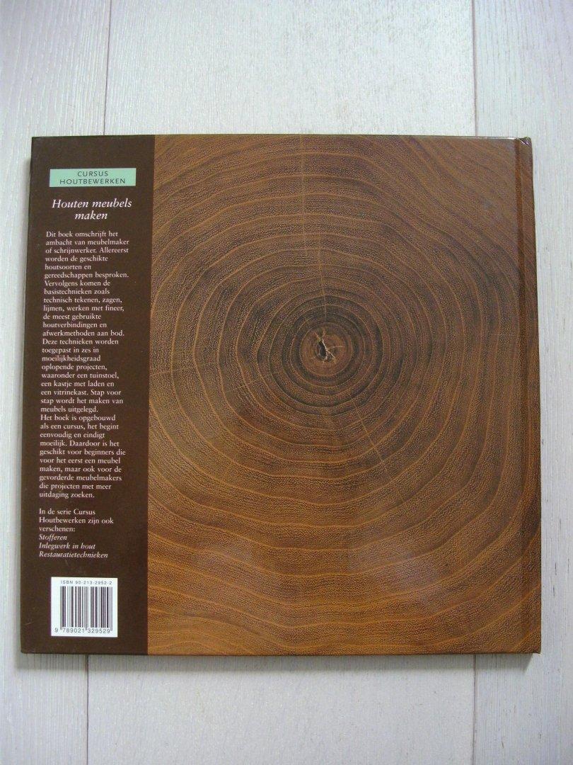 Bekend Boekwinkeltjes.nl - Gibert, V. - Houten meubels maken AH13