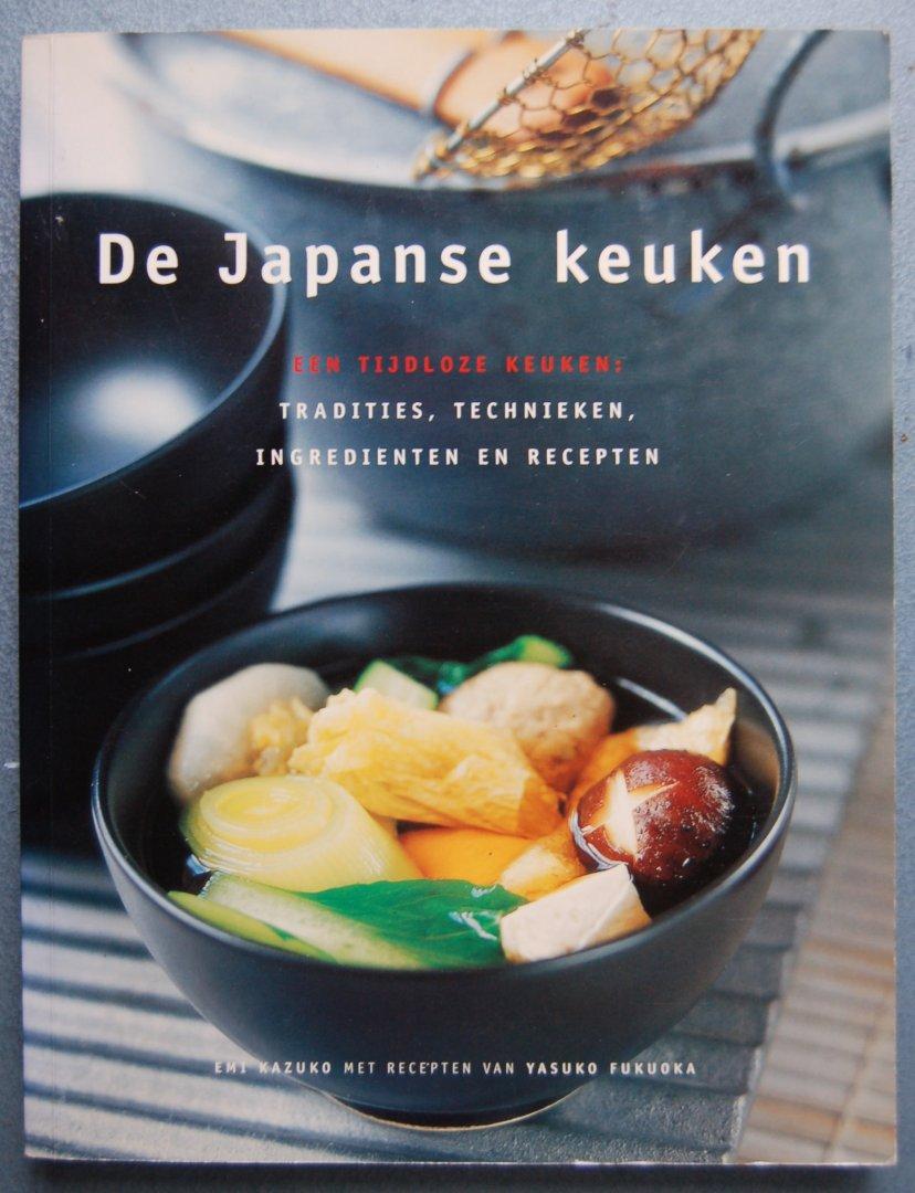 de japanse keuken een tijdloze